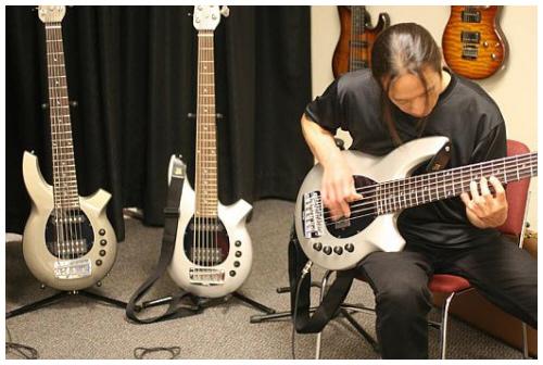 john myung bassiste