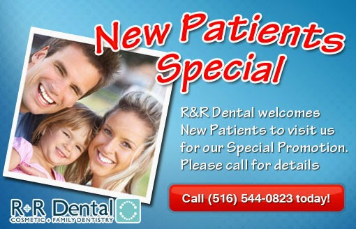 R+R Dental New Patients Special