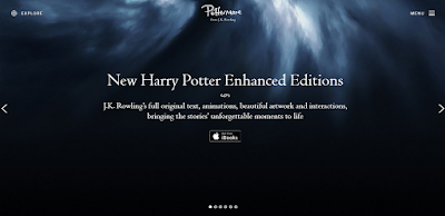 News: Nuove edizioni valorizzate di Harry Potter