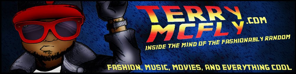 "www.TerryMcFly.com ""Inside the Mind of the Fashionably Random"""