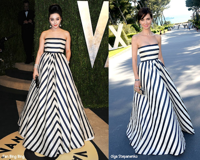 Frills and Thrills: Who Wore Oscar de la Renta Better?