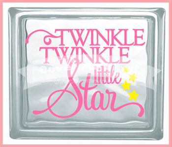 Twinkle Little Star Cube Light