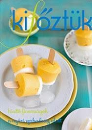 Kifőztük, ingyenesen letölthető receptmagazin