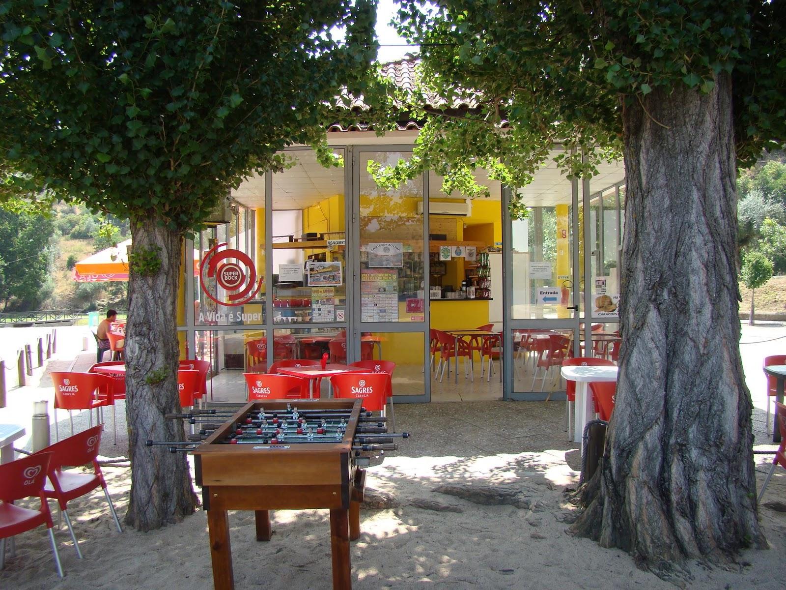 Bar e Esplanada Alamal