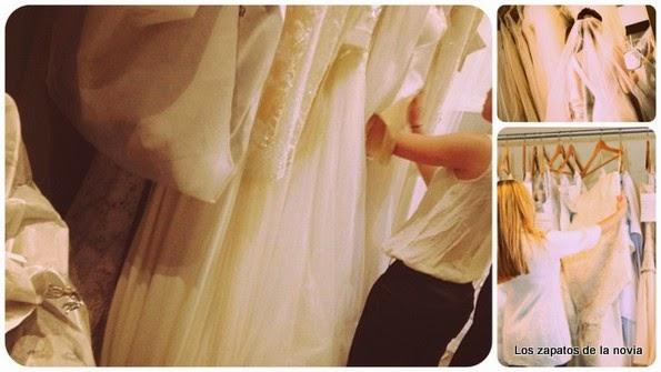 los zapatos de la novia: 15 consejos para elegir tu vestido de novia