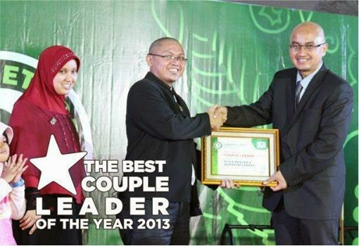 THE BEST COUPLE LEADER HPAI