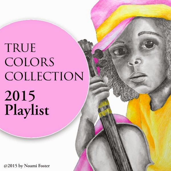 Pink and Yellow Girl from the true colors collection youtube playlist