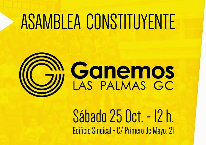 Ganemos Las Palmas de Gran Canaria