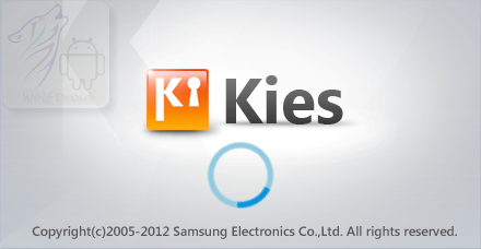 Samsung Kies software :