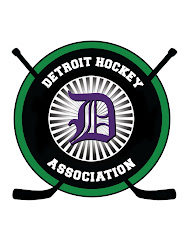DETROIT HOCKEY Logo v1