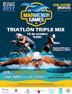 Triatlón Triple Mix 2017