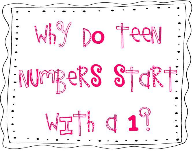 Teen Numbers 114