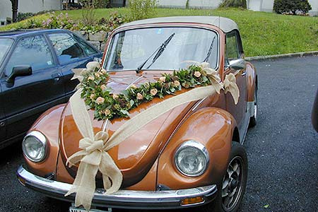Beauty By Jessy: Wedding Car Decorations