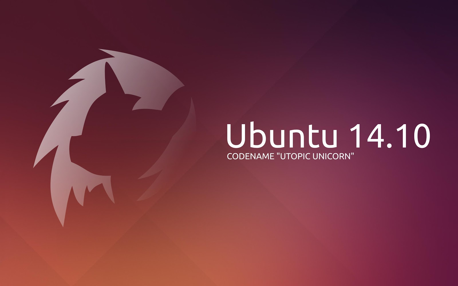 FREE! Download ISO Linux Ubuntu 14.10 Utopic Unicorn Final
