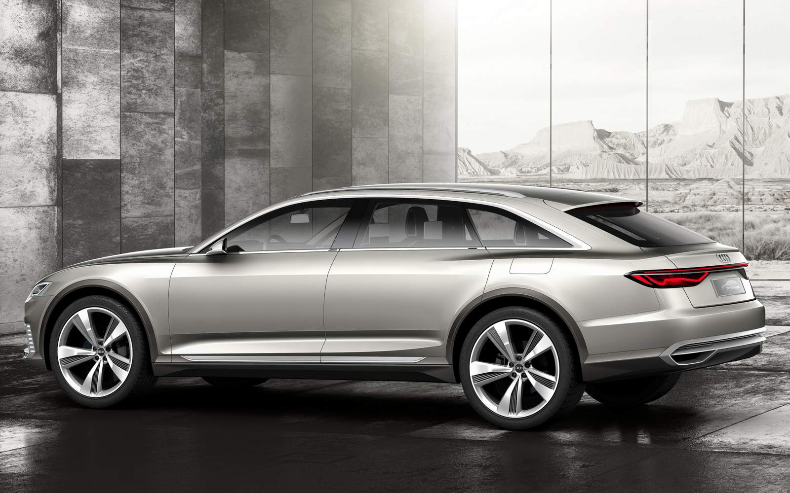 Audi Prolongue Allroad