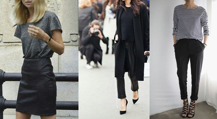 workwear style inspiration fashion blog