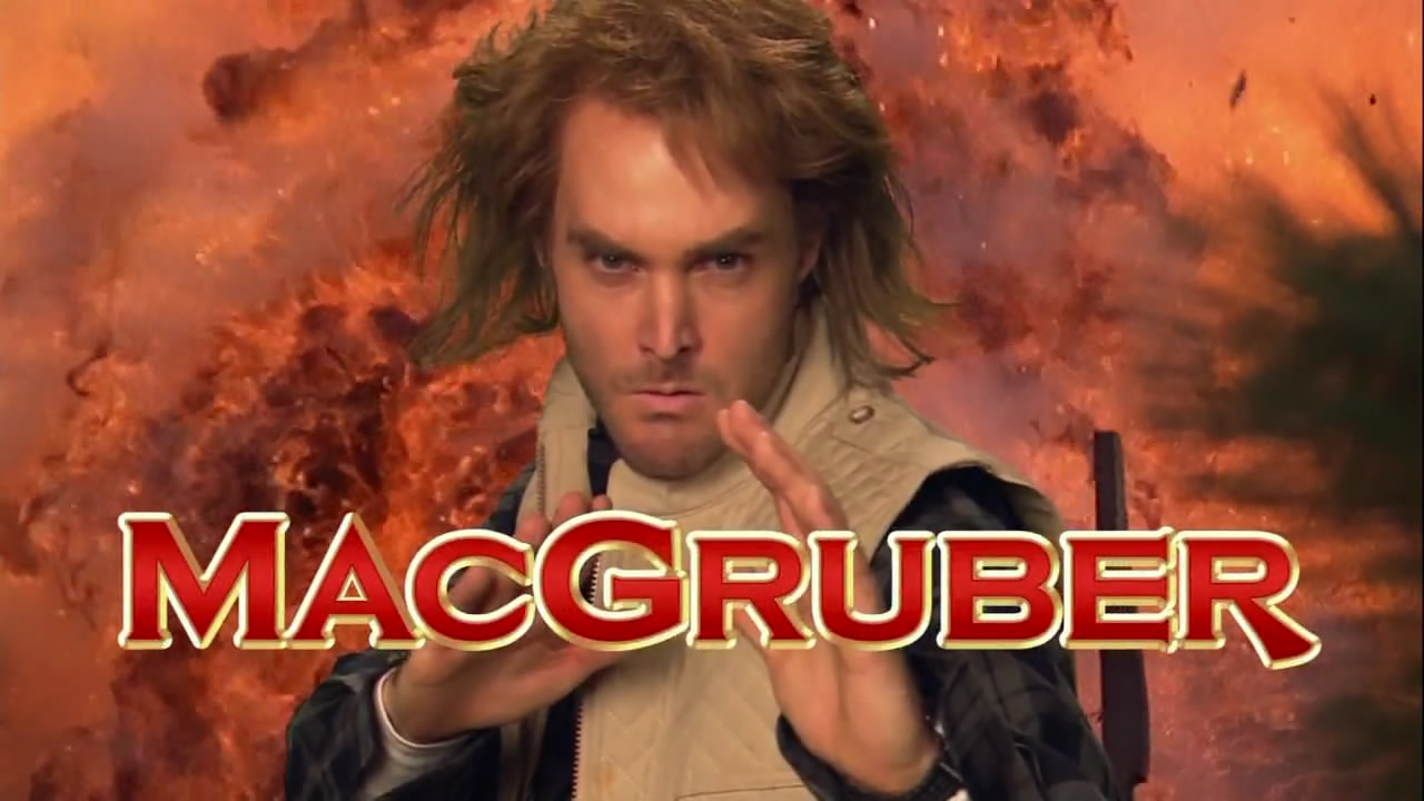 We Review Film: MacGruber (2010)