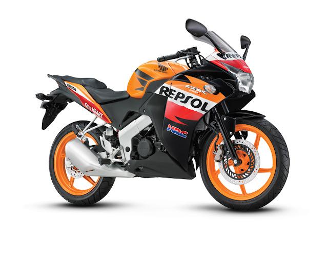 Honda CBR150 Repsol Edition