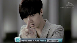 Yesung Super Junior SPY