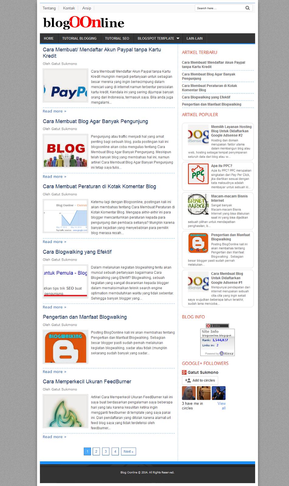 cara printscreen halaman situs dengan utuh