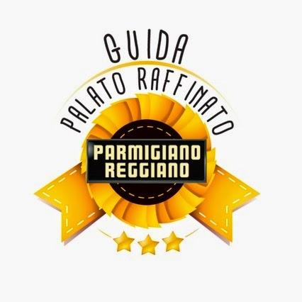 onorata di aver ricevuto questa coccarda dal Consorzio del Parmigiano Reggiano