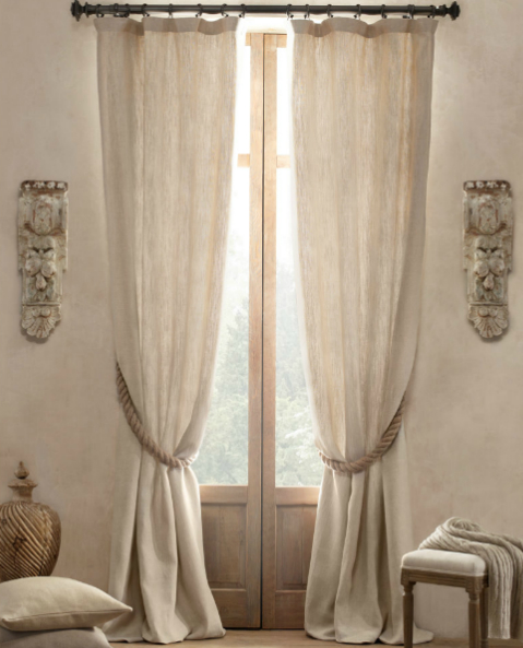 How To Make Blackout Curtains Overstock Curtain Rods