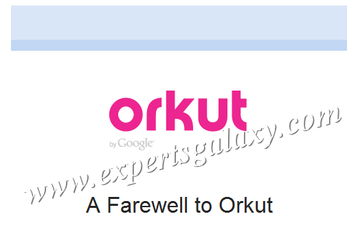 Finally Google Closed Orkut