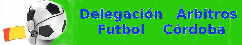 Delegación Árbitros Fútbol Córdoba