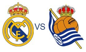 Prediksi Skor Real Madrid vs Real Sociedad 06 Januari 2013