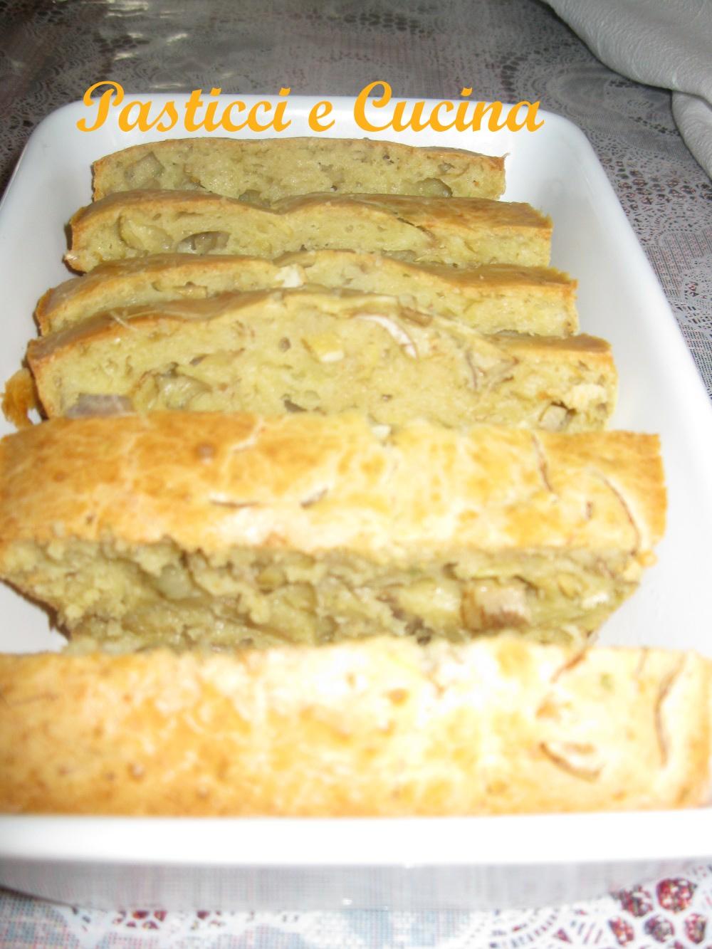 Pasticci e cucina plum cake di carciofi - Cucina e pasticci ...