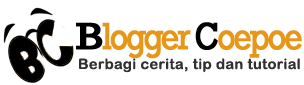 Blogger Coepoe