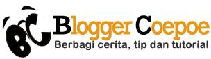 Blogger Coepoe