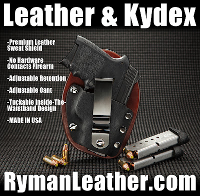 1911 glock springfield colt taurus beretta smith & Wesson ruger Custom holster leather knife sheath gerber leatherman sog rat ontario dangler woodmans pal woodsmans pal Jason Ryman Ryman Leather kansas southwest