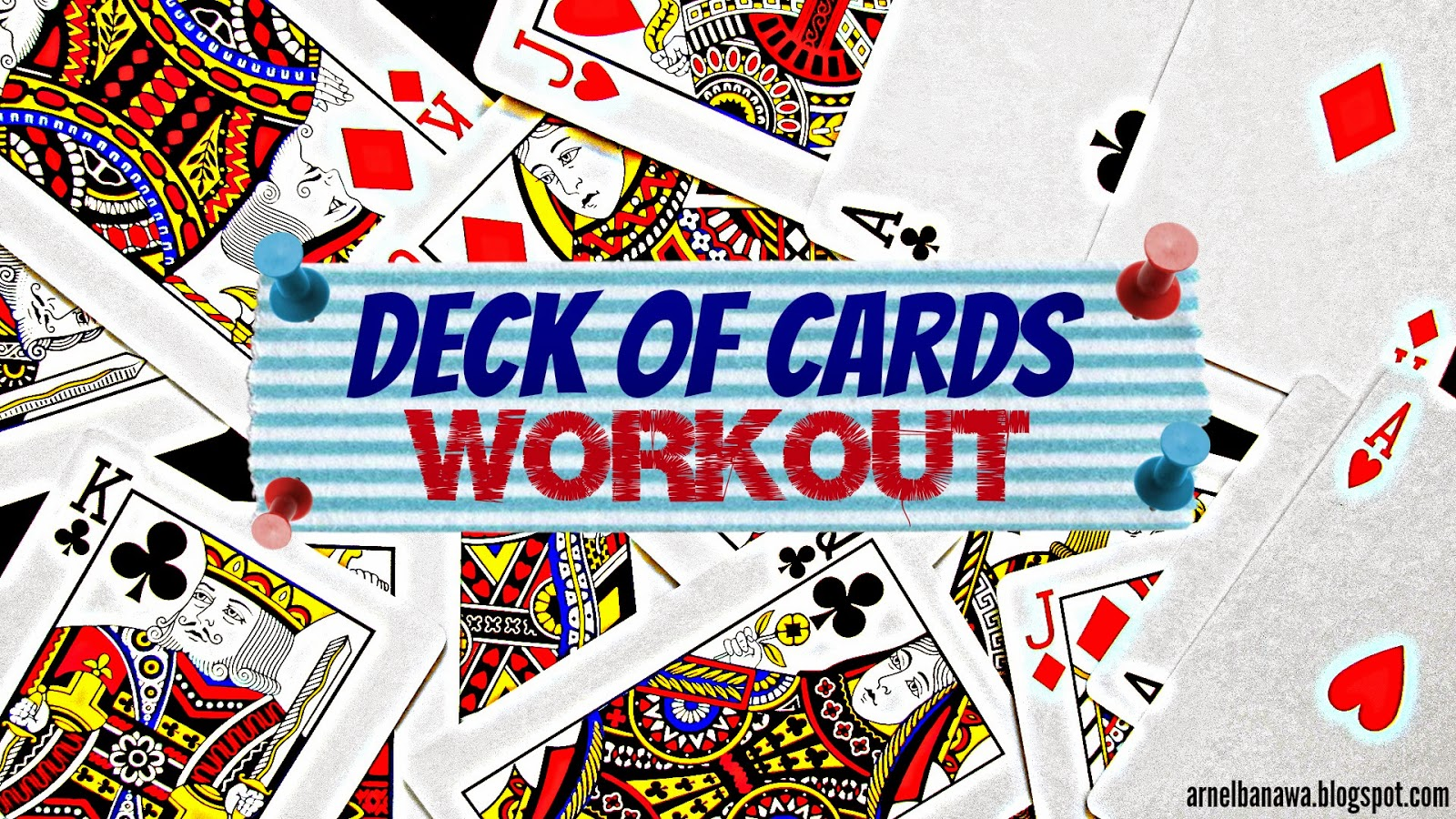 Deck of Cards Workout - Playout the Game
