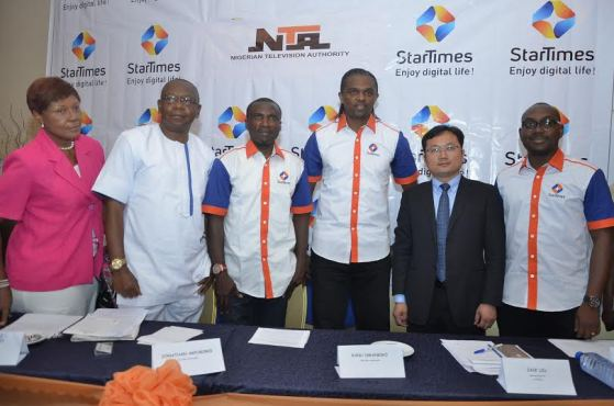 Startimes Appoints Kanu Nwankwo As Ambassador (Photos)