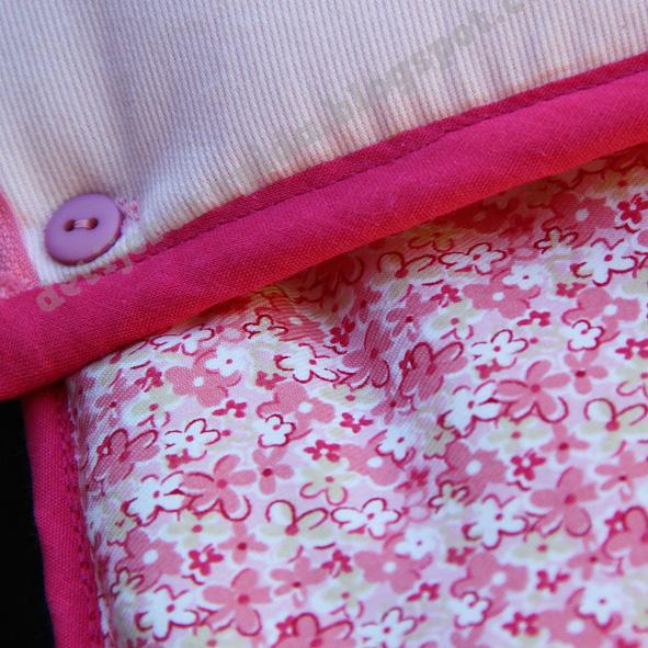 saco bugaboo camaleon rosa