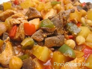 Shalalafang lutong bahay home cooked foods it is undeniable that this dish is always present in all gatherings and town fiestas every region in the philippines has their own version of this dish forumfinder Choice Image