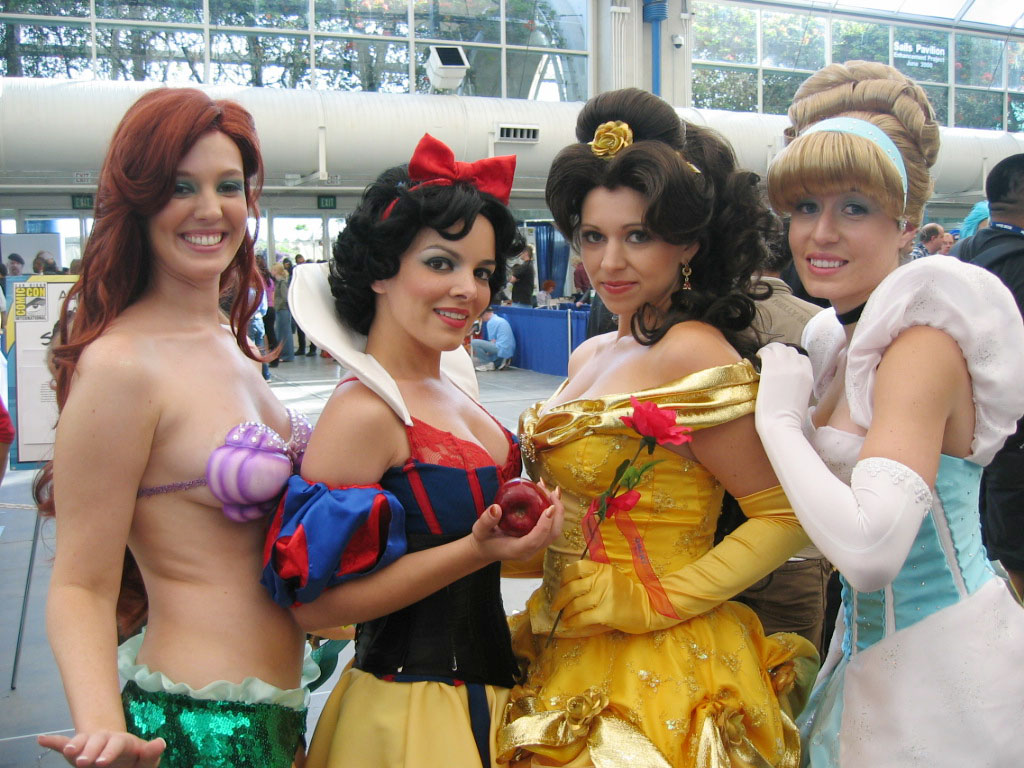 disney princesses nude