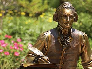thomas jefferson writings Learn about thomas jefferson and the virginia statute for religious freedom learn about thomas jefferson and and in his other writings, jefferson was.