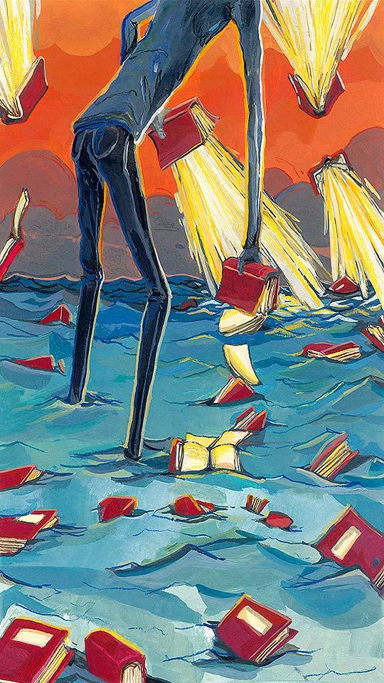 Ilustración de Camilo García