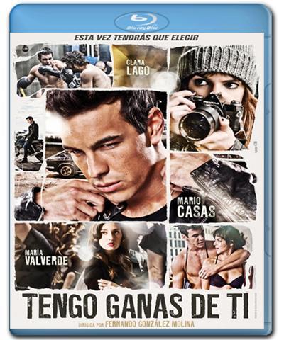 Tengo Ganas De Ti (2012) 1080p Castellano