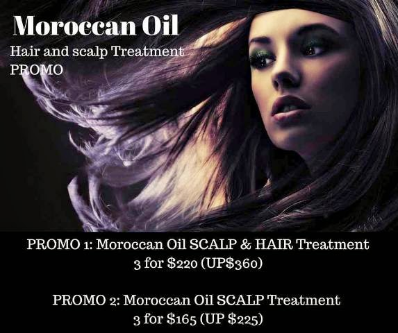 immortelle atelier moroccanoil hair scalp treatment promo