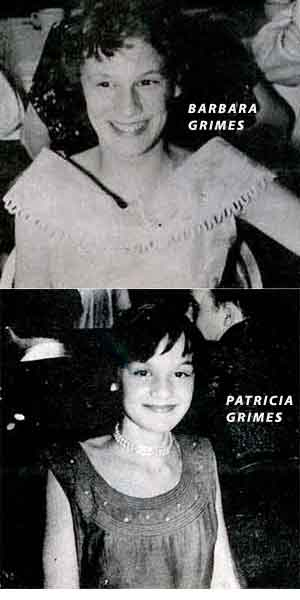 Barbara and Patricia Grimes
