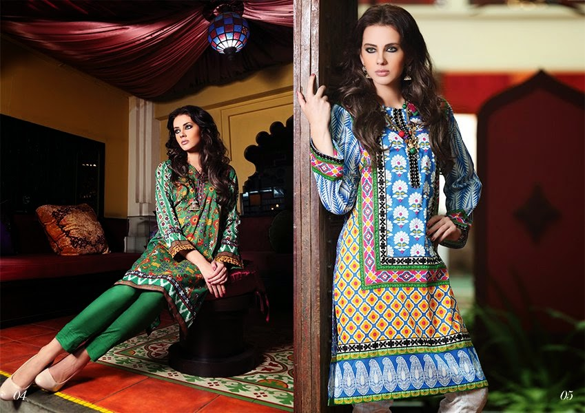 Chinyere Lawn Collection 2015