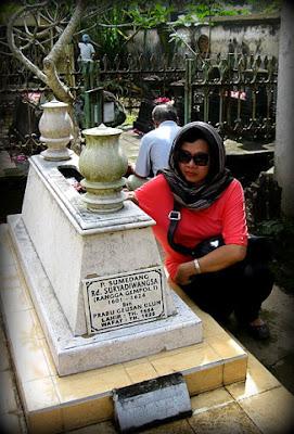 Pangeran Rangga Gempol 1 di Hukum Pancung ku Raja Mataram