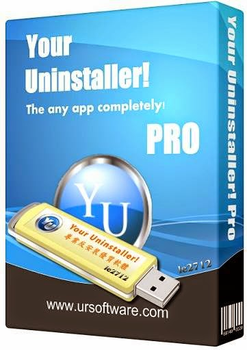 Your Uninstaller Pro Cover