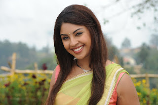 Richa Gangopadhyay Latest  Pictures in Saree  0023.jpg