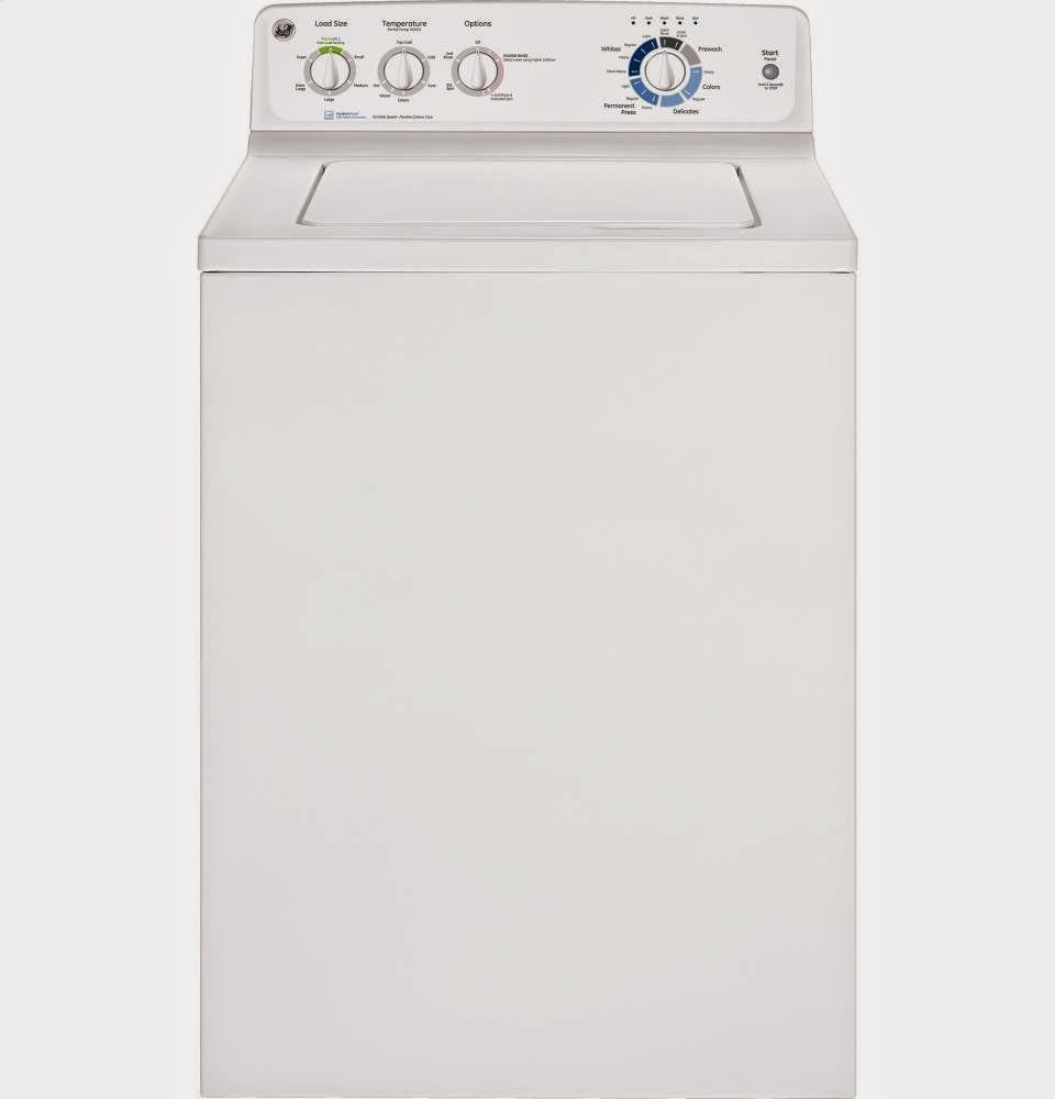 The best top load washer with agitator - White 3 7 Doe Cf Capacity Washer