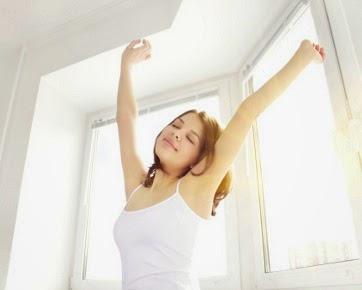 5 Gerakan Sederhana yang Membuat Anda Cepat Melek di Pagi Hari