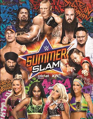 Ver WWE SummerSlam 2017 En Vivo